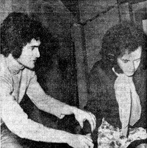 Tito Schipa Jr. e Simon Catlin