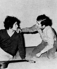 Il mattatore Tito Schipa Jr. (e Giovanni Ullu NdR).