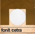 Fonit Cetra - Copertina generica